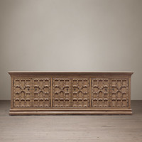 17th C. Castelló Wood Sideboard