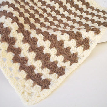 Crochet Baby Blanket Newborn blanket Nursing Blanket Baby Blanket Stroller Blanket Car Seat Blanket Security blanket Newborn photo prop