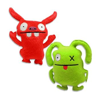 Small Dog Toy: Little Monsters Dog Toy