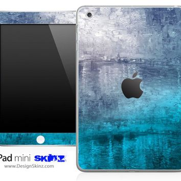 Abstract Oil Painting iPad Skin