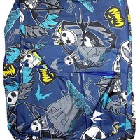 Disney Nightmare Before Christmas Jack Skellington Backpack (Royal)