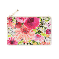 kate spade new york pencil pouch - dahlia
