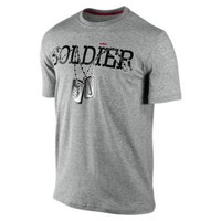 Nike Store. LeBron Soldier Dog Tag Men's T-Shirt