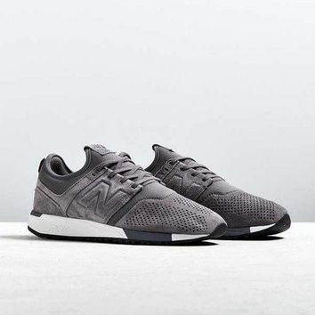 LMFON new balance 247 suede sneaker urban outfitters