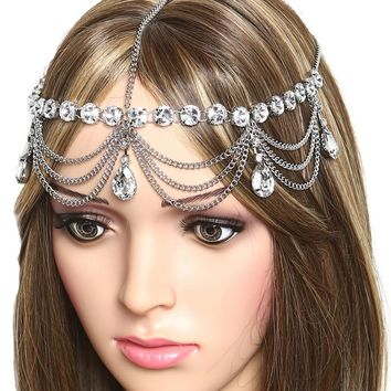 Stella Goddess Head Chain