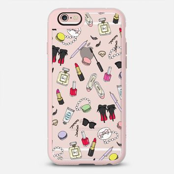 Girly Things Clear iPhone 6s case by EmmaKisstina | Casetify