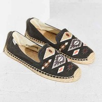 Soludos Embroidery Espadrille Loafer