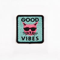 Glamour Kills - Mini Good Vibes Patch