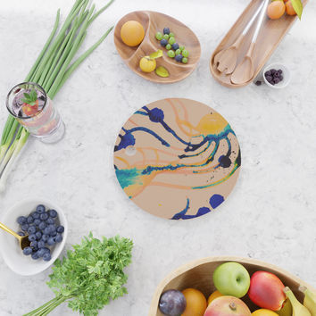 Creature Cutting Board by duckyb