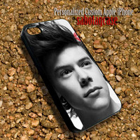Harry Styles Sabotagcase - Personalized Custom iPhone 4 4S iIPhone 5 5S 5C Samsung Galaxy S3 and S4 Accessories Case - 03Jan1401