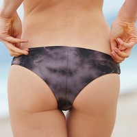 Free People Tie Dye Perfect Coverage Bottom