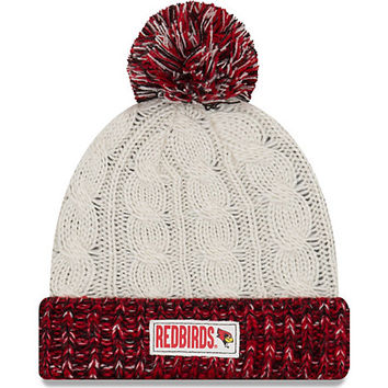 Illinois State University Women's Pom Knit Beanie | Illinois State University