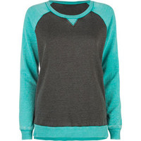 FULL TILT Essential Womens Burnout Sweatshirt 206204110 | Sweatshirts & Hoodies | Tillys.com