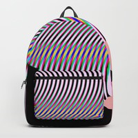 Out Of Focus Backpack by duckyb