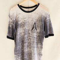 Vintage Space Shuttle Ringer Tee - Urban Outfitters