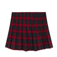 Check Tennis Skirt | MIXXMIX
