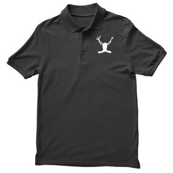 hannibal   stag Polo Shirt