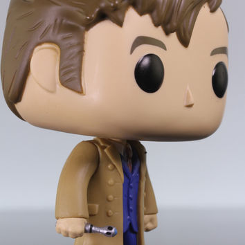 Funko Pop Television, BBC, Doctor Who, Tenth Doctor #221