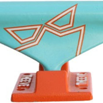 Theeve Csx 5.0 Turquoise/Orange Skate Trucks (Set of 2)