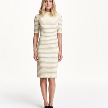 Striped Dress - from H&M