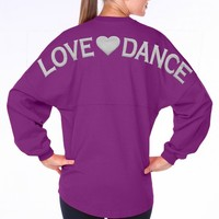 Love ♥ Dance Spirit Jersey®