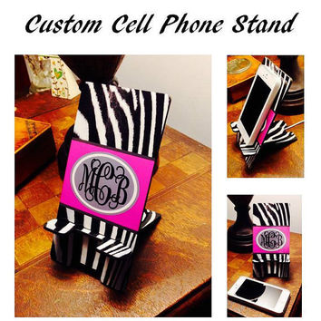 Custom Phone Stands