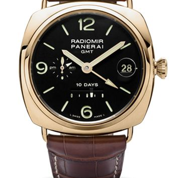 Panerai - Radiomir 10 Days GMT - Pink Gold - 45mm