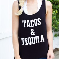 Tacos + Tequila Tank
