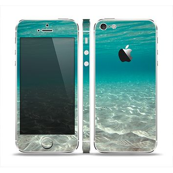 The Under The Sea Scenery Skin Set for the Apple iPhone 5