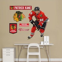 Fathead Jr. Chicago Blackhawks Patrick Kane Wall Decals