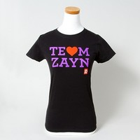 One Direction Team Zayn T-Shirt | Claire's
