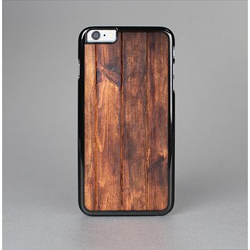 The Bright Stained Wooden Planks Skin-Sert for the Apple iPhone 6 Skin-Sert Case