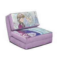 Kids,Teens, Character Convertible Flip Small Space Lounge Chair Bed