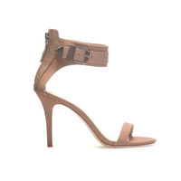 SANDAL WITH BUCKLE - Shoes - TRF - ZARA United States