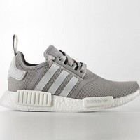 BOBUSE ADIDAS Women Running Sport Casual Shoes Sneakers grey