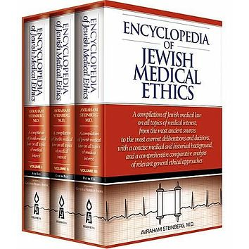 Encyclopedia of J. Medical Ethics,3 VOL
