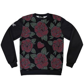 Beloved Premium Traditional Floral Sweatshirt