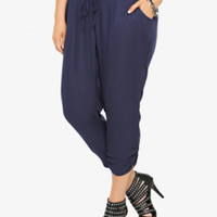 Cropped Soft Pant