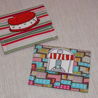 Ice Cream Shoppe Teeny Pocket Set of Two