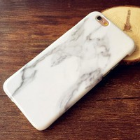 Cool Marble Case Cover for iPhone 5s 6 6s Plus Gift-156-170928