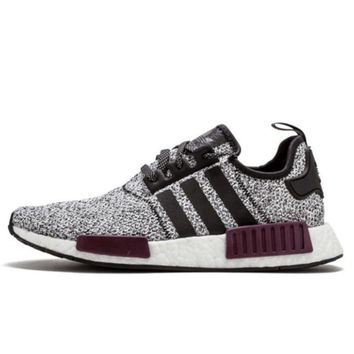 ADIDAS NMD Stylish Unisex Leisure Running Sport Shoes Sneakers I