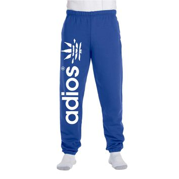 Adios sweatpants Fleece Pocketed Sweatpants