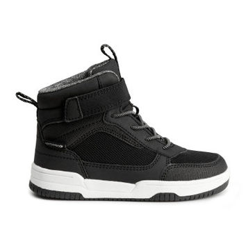 H&M Waterproof High Tops $34.99