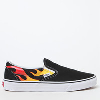 Vans Flame Classic Slip-On Shoes at PacSun.com