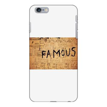 Basquiat iPhone 6 Plus/6s Plus Case