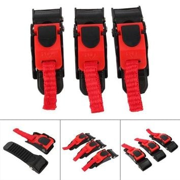 ac NOOW2 Motorcycle Motocicleta Bike ATV Helmet Chin Strap Speed Sewing Clip 3 Quick Release Buckle Accesorios Moto
