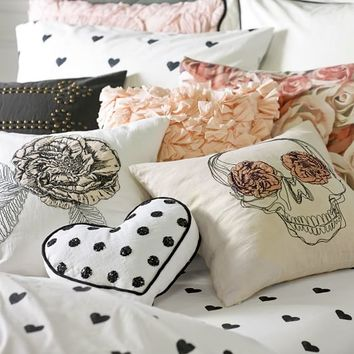 The Emily & Meritt Stitch Pillow Cover