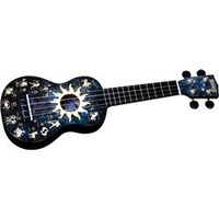 Mahalo U-40 Painted Ukulele | GuitarCenter