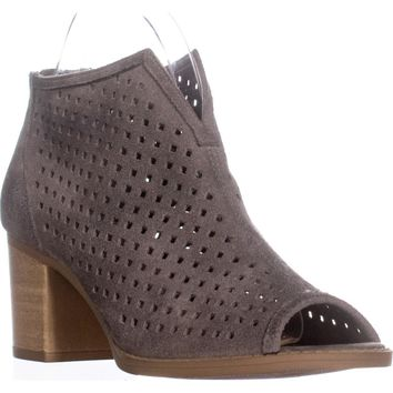 Dirty Laundry by Chinese Laundry Too Cute Ankle Booties, Grey, 8.5 US / 39 EU