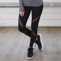 Moisture Wicking, Quick Dry Yoga Leggings